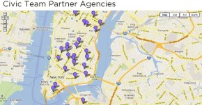 Civic Team Partner Agencies